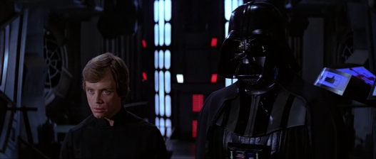 Star Wars Episode VI - Luke Skywalker, Darth Vader
