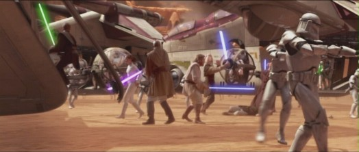 Star Wars Episode II: Attack of the Clones - Battle of Geonosis