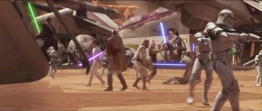 Star Wars Episode II: Attack of the Clones - Battle of Geonosis