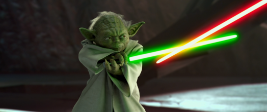 Star Wars Episode II: Attack of the Clones - Yoda