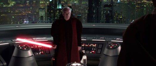 Star Wars Episode III: Revenge of the Sith - Chancellor Palpatine