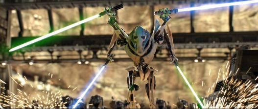 Star Wars Episode III: Revenge of the Sith - General Grievous
