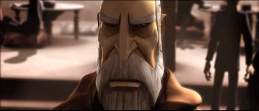 Star Wars: The Clone Wars - Count Dooku