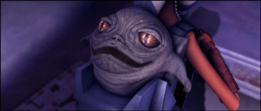 Star Wars: The Clone Wars - Rotta the Hutt