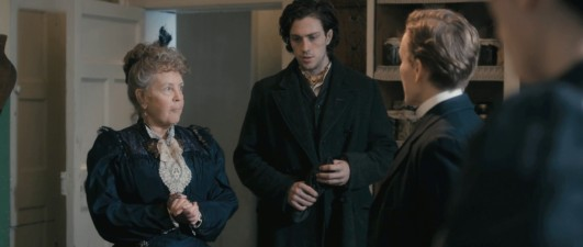 Albert Nobbs - Pauline Collins, Aaron Taylor Johnson, Glenn Close