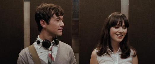 (500) Days of Summer - Joseph Gordon-Levitt, Zooey Deschanel