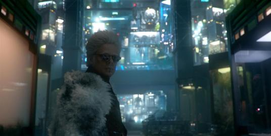 Guardians of the Galaxy - Benicio del Toro