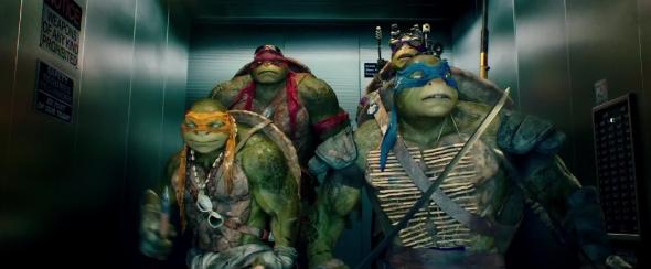 Teenage Mutant Ninja Turtles (2014) - The Ninja Turtles