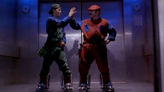 Super Mario Bros. - John Leguizamo, Bob Hoskins
