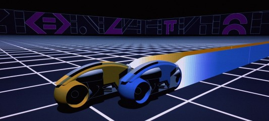 Tron - Light cycles