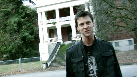 Grave Encounters - Sean Rogerson