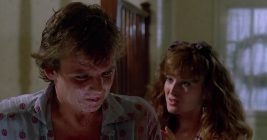 Nightmare on Elm Street 2 - Mark Patton, Kim Myers