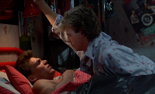 Nightmare on Elm Street 2 - Mark Patton, Rob Rusler