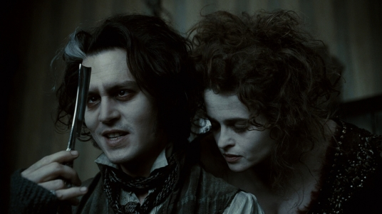 Sweeney Todd - Johnny Depp, Helena Bonham Carter
