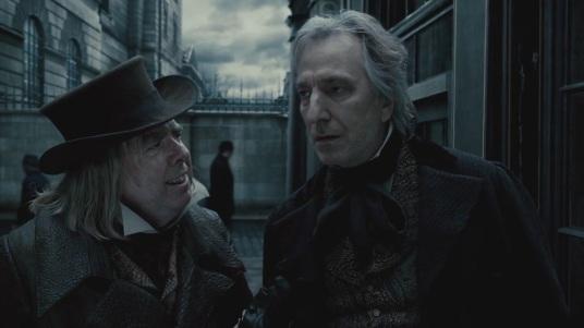 Sweeney Todd - Timothy Spall, Alan Rickman