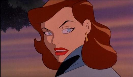 Batman: Mask of the Phantasm - Andrea