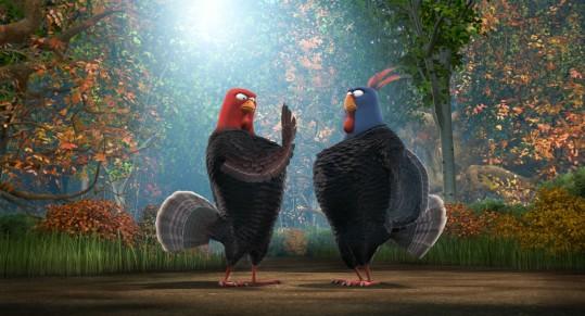 Free Birds - Jake, Ranger (Woody Harrelson, Jimmy Hayward)