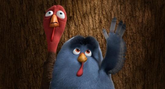 Free Birds - Wacky comic relief