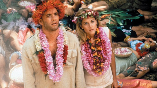 Joe Versus the Volcano - Tom Hanks, Meg Ryan