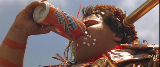 Joe Versus the Volcano - Who loves orange soda
