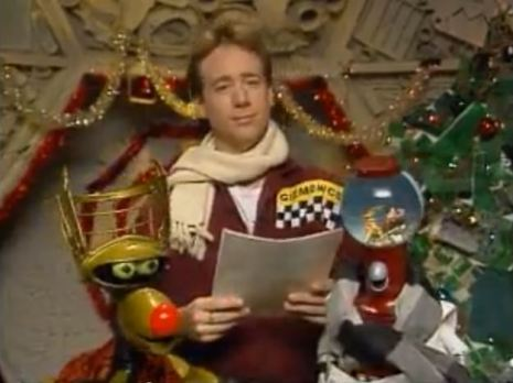 MST3K Christmas with Joel