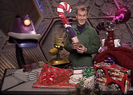 MST3K Christmas with Mike