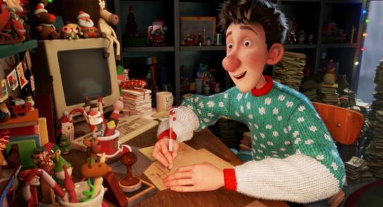 Arthur Christmas - Arthur