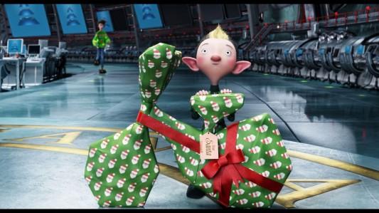 Arthur Christmas - Bryony