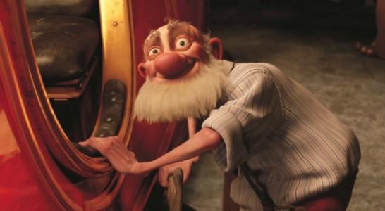 Arthur Christmas - Grand Santa