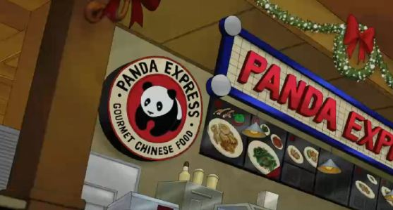 Eight Crazy Nights - Panda Express