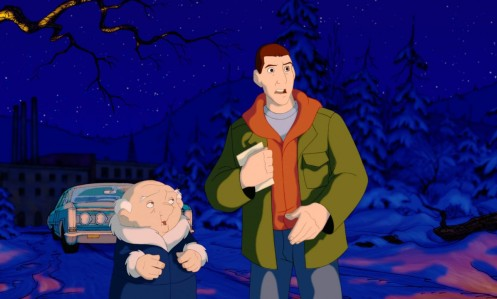 Eight Crazy Nights - Whitey and Davey