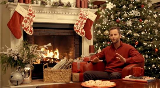 Kirk Cameron's Saving Christmas - Kirk Cameron's intro