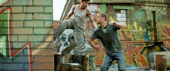 Brick Mansions - David Belle, Paul Walker