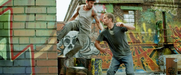 Brick Mansions - David Belle, Paul Walker