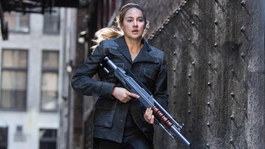 Divergent - Shailene Woodley