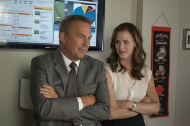 Draft Day - Kevin Costner, Jennifer Garner