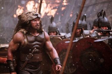 Hercules (2014) - Dwayne Johnson