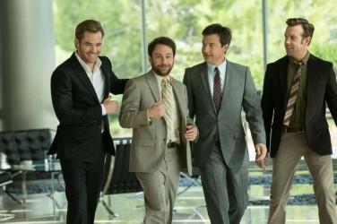 Horrible Bosses 2 - Chris Pine, Charlie Day, Jason Bateman, Jason Sudeikis