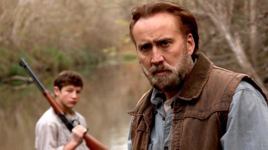 Joe - Tye Sheridan, Nicolas Cage