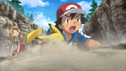 Pokémon the Movie: Diancie and the Cocoon of Destruction - Ash Ketchum, Pikachu