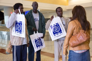 The Good Lie - Emmanuel Jal, Ger Duany, Arnold Oceng, Reese Witherspoon