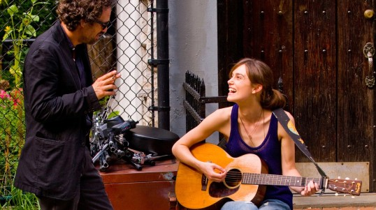 Begin Again - Mark Ruffalo, Keira Knightley