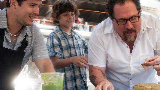 Chef - John Leguizamo, Emjay Anthony, Jon Favreau