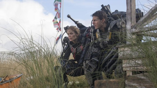 Edge of Tomorrow - Emily Blunt, Tom Cruise