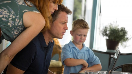Heaven Is for Real - Kelly Reilly, Greg Kinnear, Connor Corum