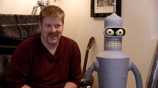 I Know That Voice - John DiMaggio
