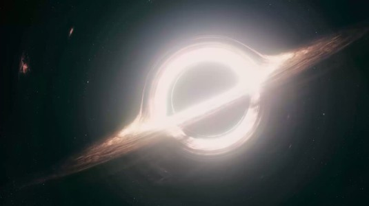 Interstellar - Black hole