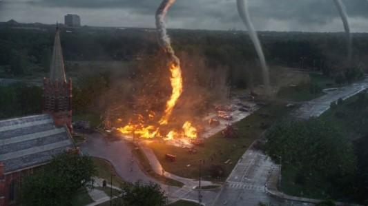 Into the Storm - Tornados...