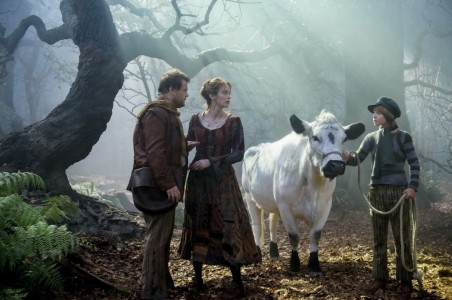 Into the Woods - James Corden, Emily Blunt, Daniel Huttlestone