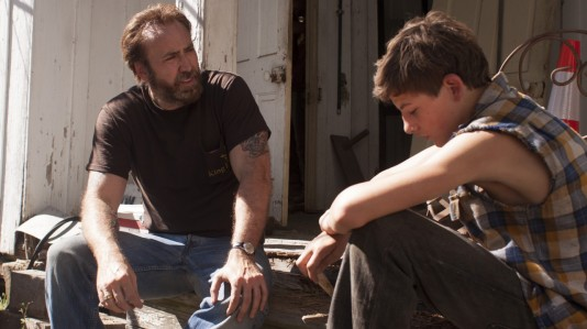 Joe - Nicolas Cage, Tye Sheridan